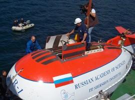 Второй этап глубоководных исследований на Байкале